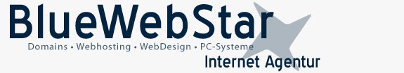 BlueWebStar - Internet Agentur